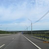Трасса Москва - Сочи