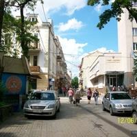 Тернополь, ул.Валовая