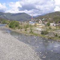 Общий вид с моста