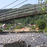 Мост через р.Сочи (Верхняя Пластунка)