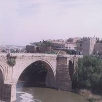 Толедо. Мост.