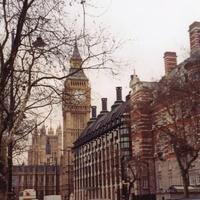 Лондон. Биг Бен.