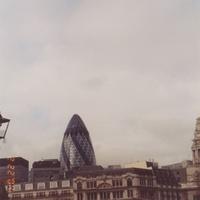 Лондонский СИТИ.