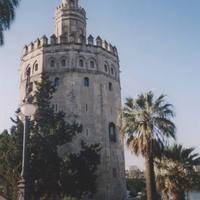 Золотая башня Севильи.