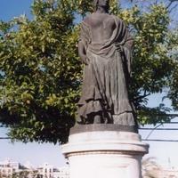 Севилья. Памятник Кармен.