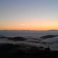 Зильбачи под туманом