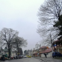 панорама селища
