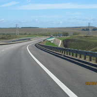 Пушкари, мост через речку Любашевка