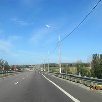 Дорога у Яркино