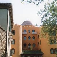 Гранада. Отель Альгамбра.
