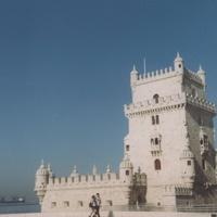 Лиссабон.  Башня Белем.
