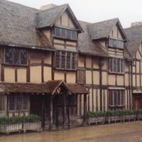 Стаффорд. Дом где родился Шекспир.