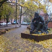 Памятник Е.И. Носову