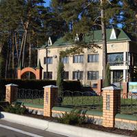 Здание лесхоза