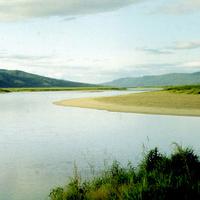 река Вывенка