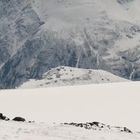 Вид на обсерваторию с Эльбруса