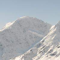 Ледник Семерка зимой