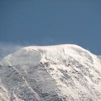 Вершина Семерки зимой