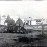Детский городок в Алонке 1985 г.