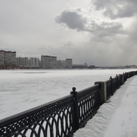Река Москва. Печатники