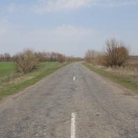 Дорога на Штеповку