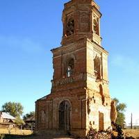 Храм Донской иконы Божией Матери в селе Грачи
