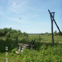 Старый колодец на Мишовке