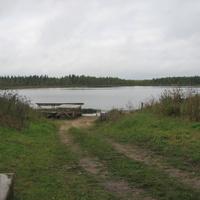 Воробьевская,Озеро