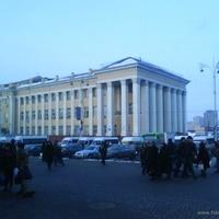 Около вокзала Киевский Пасс
