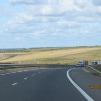 Дорога у Кобылинки