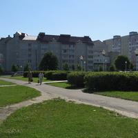 Красивый городок Столбцы