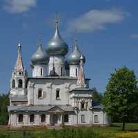 Романов-Борисоглебск. Крестовоздвиженский собор