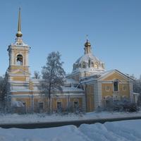 Церковь Святой Троицы в Красном Селе.