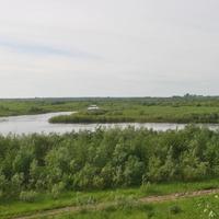 Емецк. Река Емца.