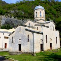 Храм Симона Канонита. Х век.
