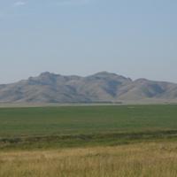 гора куншалган
