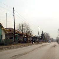 Улица Андреева.