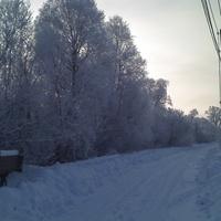 зима в с.Гурьевка