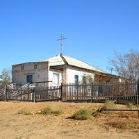 Храм Покрова Божией Матери в селе Селитренное