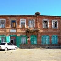Облик села Селитренное. Магазин