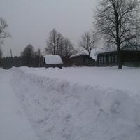 Зима в Наместово