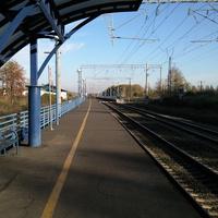 Станция Сеньково