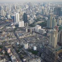 Бангкок. Вид с самого высокого здания.