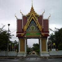 Сонгкхла. Храмовый комплекс.
