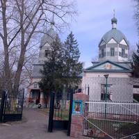 Церква у Брусилові