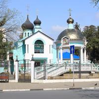 Церковь на улице Кирова