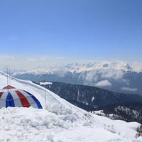 Вид с высоты 2238 метров