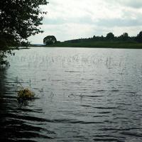 озеро около деревни Гоголево