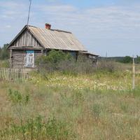 Начало поселка Польза.