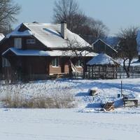 зимняя Сказка в  Браславской Луке